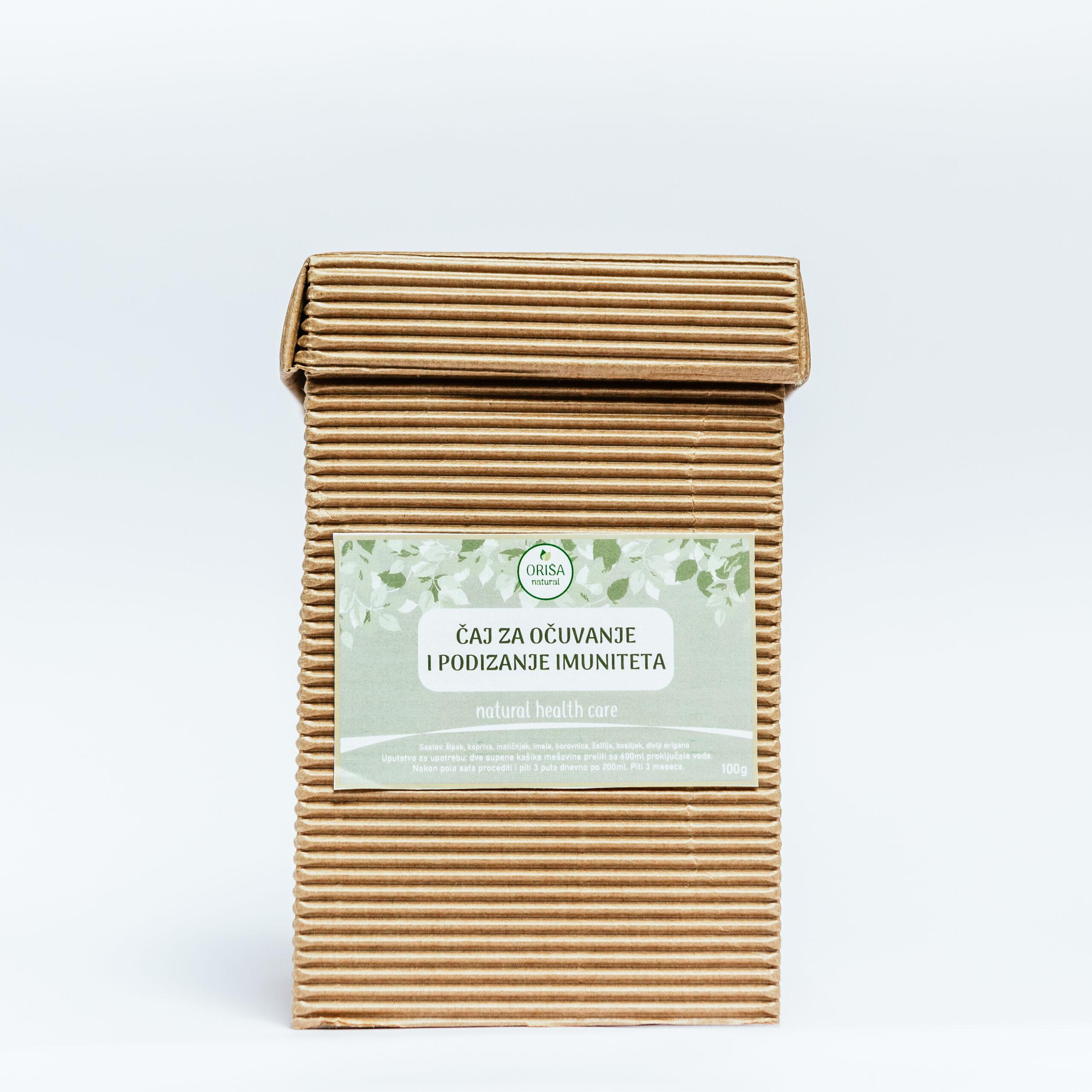 Čaj za očuvanje i podizanje imuniteta